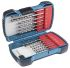 Makita Tungsten Carbide Tip 4mm to 8mm, 13 piece Masonry Drill Bit Set