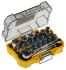 Dewalt 6mm to 13mm, 24 piece Socket and Screwdriver Set