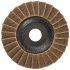 DRONCO Nylon Flap Disc, 115mm x 22mm Bore