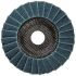 DRONCO Flap Disc, 115mm x 22mm Bore