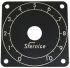 Vishay ACCRFCADRANCG115 Rheostat-Skala 115mm