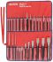 Stanley Proto 26 piece Punch Set, 4 3/4 → 10 in