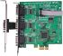 Brainboxes 4 Port PCIe RS232 Serial Board
