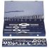 EVENTUS 52 Piece HSS M3 → M20 Thread Tap & Die Set