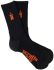 Scruffs, Black Socks, size 45  48 10  13