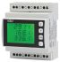 HOBUT M880-DMF LCD Digital Power Meter, 45.5mm x 72mm, 16-Digits, 1, 3 Phase