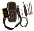 John Drummond Voltage Indicator & Proving Unit Kit 3.5mA 700V ac, Kit Contents 1 Long Angled Prod, 1 L-Shaped Prod and