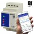 Broyce Control Voltage Logic Load Sharing Relay with NFC With 3NO Contacts