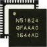 Nordic Semiconductor nRF51824-QFAA-R7, System-On-Chip 48-Pin QFN