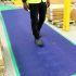 Coba Europe DS01 Interlinking PVC Anti-Fatigue Mat x 10m, 1m x 11.5mm