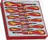 Teng Tools Electrical Screwdriver Set 10 Piece