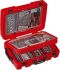 Teng Tools 100 Piece Automotive Tool Kit with Case