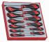 Teng Tools Screwdriver Set 12 Piece