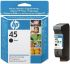 Hewlett Packard 45 Black Ink Cartridge
