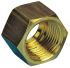 Legris 6mm Nut Brass Compression Fitting