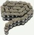 Witra 10B-2 Steel Roller Chain, Duplex Strands, 5m Long , 15.875mm Pitch