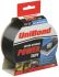 Henkel PE Coated Black Duct Tape, 25m x 50mm