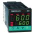 Gefran 600 PID Temperature Controller, 48 x 48 (1/16 DIN)mm, 2 Output Relay, 100 V ac, 240 V ac Supply Voltage ON/OFF