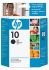 Hewlett Packard 10 Black Ink Cartridge