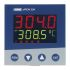 Jumo dTRON PID Temperature Controller, 96 x 96 (1/4 DIN)mm, 4 Output Logic, Relay, 110 → 240 V ac Supply Voltage