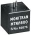 Monitran Vibration Sensor 8 mA -55°C → +120°C, Dimensions 14 x 14 x 14 mm