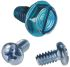 Solid State Relay Screw Hardware Kit for use with HS122, HS151, HS172, HS201, HS271, HS301, HS351