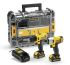 DeWALT DCZ211S2T, 10.8V Cordless Power Tool Kit