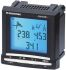 Socomec Countis E53 3 Phase LCD Digital Power Meter with Pulse Output, 92mm Cutout Height