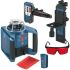 Bosch GRL300HV Laser Level, 635Nm Laser wavelength, Indoor & Outdoor 300m