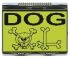 Electronic Assembly EA DOGXL160E-7 Graphic LCD Display, Yellow-Green on Black, Transmissive