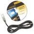 Fluke 700G/TRACK Cable & Software, For Use With 700G Pressure Test Gauge