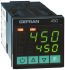 Gefran 450 PID Temperature Controller, 48 x 48 (1/16 DIN)mm, 2 Output Relay, 100  240 V ac Supply Voltage