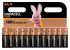 Pila AA Alcalina, Duracell Plus Power, 1.5V, 2.85Ah
