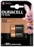 Duracell Ultra Photo CR123A 3V Lithium Manganese Dioxide Camera Battery