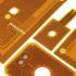 Kapton Heater mat, 50x75mm, 12V, 3.75W