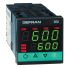 Gefran 600 PID Temperature Controller, 48 x 48 (1/16 DIN)mm, 2 Output Logic, Relay, 100 → 240 V ac Supply Voltage