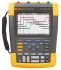Fluke 190 ScopeMeter Handheld Oscilloscope, 500MHz, 4 Channels