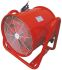 Koolbreeze Floor, Heavy Duty Fan 14400m³/h 230 V ac with plug: Type C - European Plug