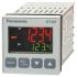 Panasonic KT7 PID Temperature Controller, 22.5 x 75mm, 1 Output Relay, 100 → 240 V ac Supply Voltage