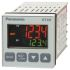 Panasonic KT4H PID Temperature Controller, 48 x 48mm, 1 Output Current, 24 V ac/dc Supply Voltage