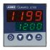 Jumo QUANTROL PID Temperature Controller, 48 x 48mm 1 (Analogue) Input, 2 Output Logic, Relay, 20 → 30 V ac/dc