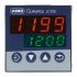 Jumo QUANTROL PID Temperature Controller, 48 x 48mm 1 (Analogue) Input, 1 Output Relay, 110 → 240 V ac Supply