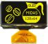 Midas 2.42in Yellow Passive matrix OLED Display 128 x 64 TAB I2C, Parallel, SPI Interface