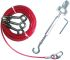 IDEM 140017 Rope Pull Kit, For Use With Guardian Line Rope Switches