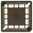 3M PLCC Sockel Buchse 52-polig 1.27mm verzinnte Kontakte SMD Löten H. 4.6mm