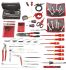 Facom 100 Piece Electronics Case Tool Kit