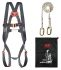 Safety Harness Kit JSP FAR1101 Containing Draw String Bag, Harness, Lanyard