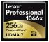 Lexar Professional CompactFlash 256 GB Compact Flash Card