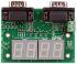 EB008 E-block 7-segment Display Board