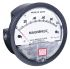 DWYER INSTRUMENTS Differenzdruckmanometer, Ø 101.6mm 1/8 Zoll NPT-Innengewinde Aluminium